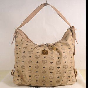 MCM Hobo Large Bag/ Lock.Keys..Dust Bag Included